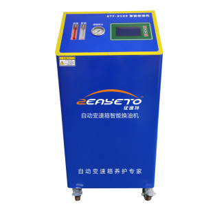 ATF-8100 transmission oil fluid exchange machine torque converter flush machine atf exchanger