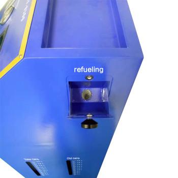 Cambiador de aceite de transmisión de precio de transmisión automática ATF-8100