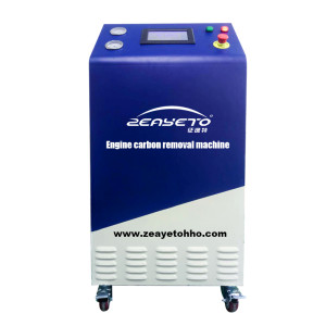 shenzhen carbon removal machine hydrogen cleaning engine carbon cleaner