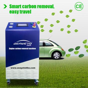 Limpiador a vapor Zeayeto HHO-1500 para el carbón del auto limpia otras herramientas de limpieza del automóvil