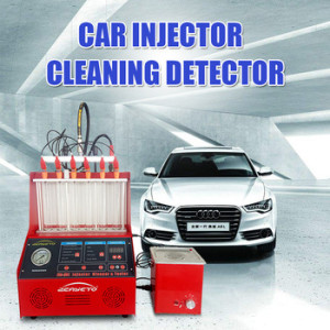 CNC-601 fuel injector clean machine injector cleaner for sale diesel injector nozzle tester