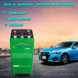TD-501 carbon deposit cleaner engine cleaner engine carbon cleaning machine