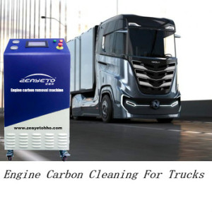 hho hydrogen generator for cars engine cleaning machine