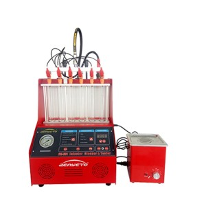 Fuel Injector Cleaning Tool Machine Cleaner And Analyzer For Sale Injector Nozzle Tester