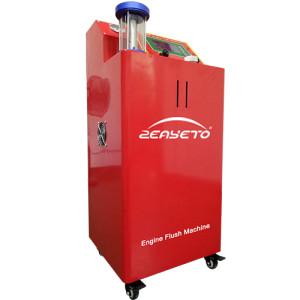LS-301 Engine Lubrication System Engine Oil Flushing Machine For Motor