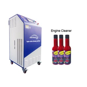 HHO Car Engine Cleaning Decarbonizing Machine Price HHO Gas Carbon Cleaning