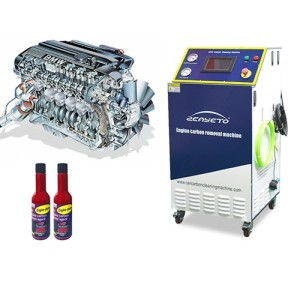 Oxy-Hydrogen Carbon Cleaning System Car Engine Cleaning Products Carbon Cleaner Mobil
