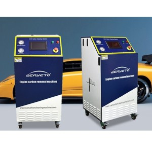 HHO Car Engine Cleaning Decarbonizing Machine Price Best HHO Gas Carbon Cleaner For Cars