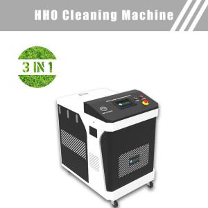 HHO Hydrogen Carbon Engine Cleaning Diesel Decarbonizer Service