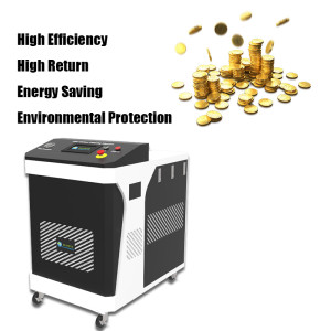 HHO Hydrogen Carbon Cleaning Machine Uk To Motor For Sale