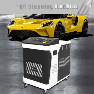 Hho Gas Carbon Cleaning Machine Engine Decarbonization Cleaner  Products  For Bus Diesel