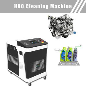 HHO Hydrogen Generator For Cars Carbon Deposit Remover Engine Cleaning Machine
