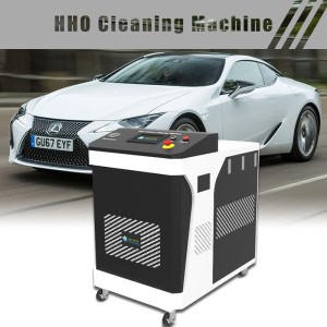 HHO Car Engine Carbon Deposit Cleaning Internal Engine Cleaner Machine For Sale