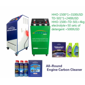 Zeayeto HHO carbon removal equipment hydrogen engine cleaning machine