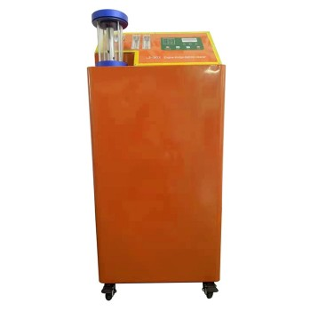 factory direct sale  lubrication system clean machine for car /truck/vans oil change machine