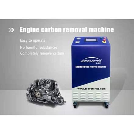 ¿Cómo puede una máquina de limpieza de carbono con motor de hidrógeno ganar dinero para usted?