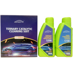 Ternary catalytic cleaning suit car shampoo machine carbon remover for cars best engine carbon cleaning machine