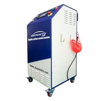HHO Carbon Cleaning Machine Catalytic Converter Cleaner Engine Decarbonisation