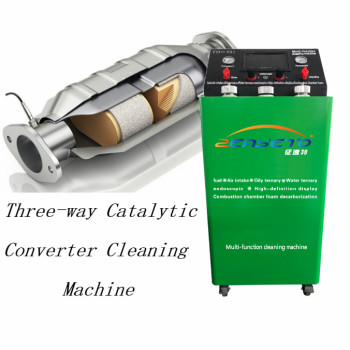 Car engine decarbonising machine cleaner for cars care product