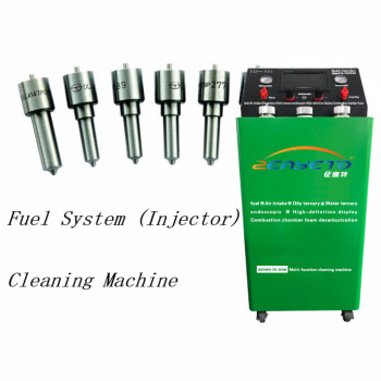 Engine maintenance car decarbonization machine cleaning combustion chamber