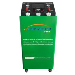 Hot selling products in 2019 engine carbon removal fuel system cleaning machine