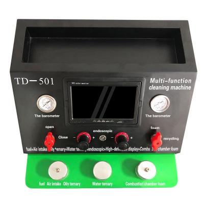 Многофункциональное оборудование для обслуживания двигателя, топливная система, стиральная машина
