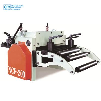 NCF 伺服滚轮送料机