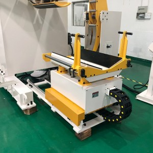 重型材料架 MT-F (Hydraulic Decoiler MT-F)