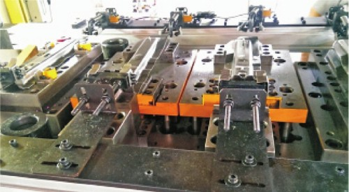 小型NC3(2)次元机械手