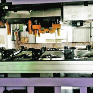 小型NC3(2)次元机械手 (3&2-Axis Transfer for Light Stamping Press)
