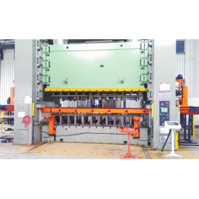 3-Axis Transfer for Heavy Stamping Press