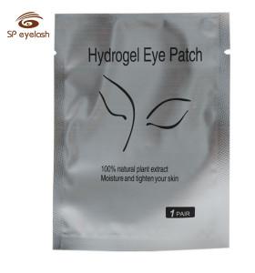 Silicon Lint Free Thin Silicone Eyelashes Lash Tool Almohadillas de parche en el ojo