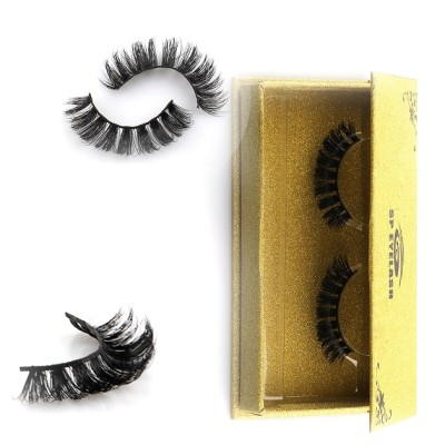 Little 3D lashes wholesale eyelash extension faux mink lashes