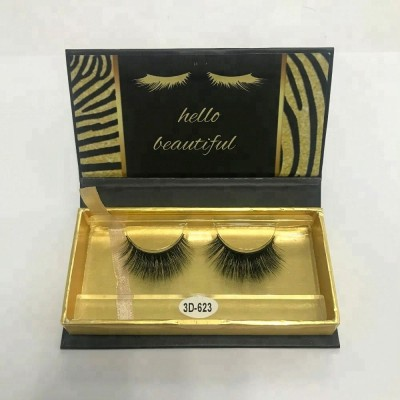 SP lashes Real Mink Lashes Private Label Mink Eyelashes False Eyelash