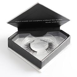 Günstiger Preis Großhandel Nerz Wimpern 5 Paar Premium Silk Wimpern Synthetische Wimpern