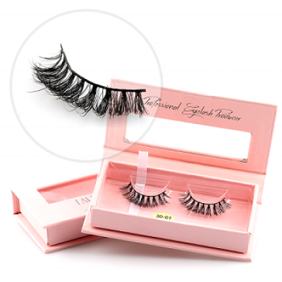 High Quality Dramatic Usa 3 5 10 Pairs False Glue Bulk Bottom Mink Lashes Eyelashes
