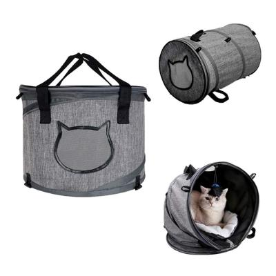 Multifunctional Foldable Outdoor Travel Cat Tunnel