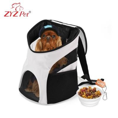 waterproof carrier dog backpack outdoor pet carrier soft dog crate medium