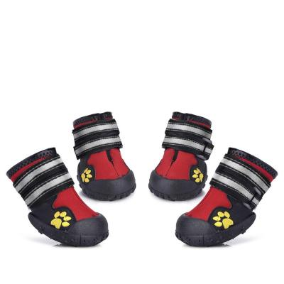 Waterproof Protective Sport Dog Shoes Boots For Puppy