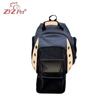 Foldable Travel Dog Cat Pet Expandable Backpack Handbag Carrier Bag