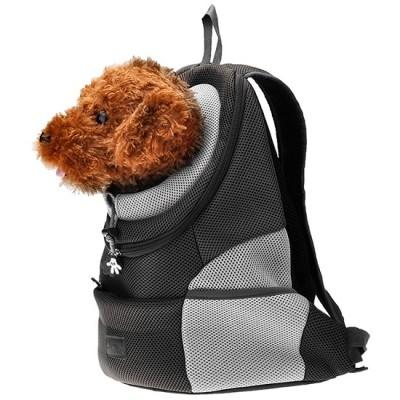 Breathable Comfortable Padded Shoulder Dog Cat Pet Front Bag Carrier Backpack