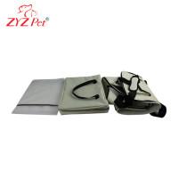 Bike Foldable  Mesh Side Washable Cat Dog Car Seat Handbag Sling Carrier