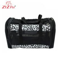 Breathable Soft Edge Mesh Cat Dog Pet Bag Sling Handbag Carrier
