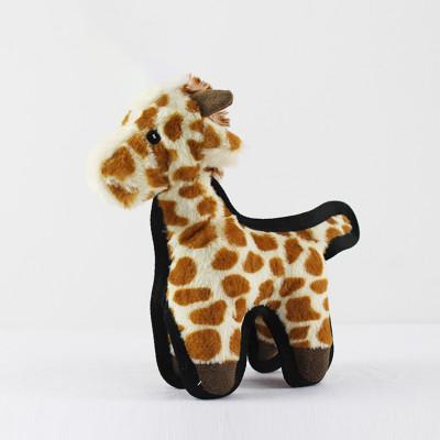 ZYZ PET Luxury Soft Fawn Plush Pet Dog Toy