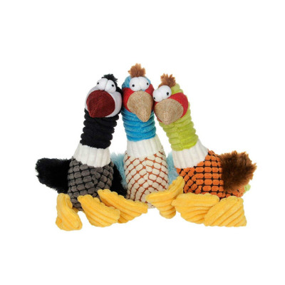 ZYZ PET Cute Chick Chewy Pet Interactive Dog Toy