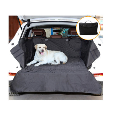 ZYZ PET Adjustable Waterproof Back Cheap Dog Pet Beach Seat Cover for SUV Car
