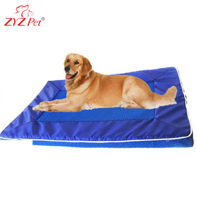 ZYZPet Non-toxic Summer Dog Cooling Mat Pet Ice Pad