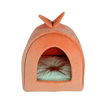 ZYZPet Waterproof Skid-Free Base Cave Shape Pet Cat Beds For Cats Dogs