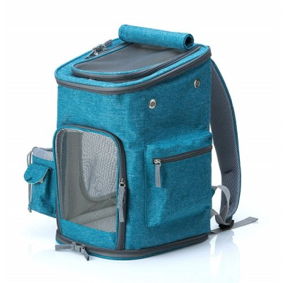 ZYZpet Washable Detachable Washable Pad Travel Backpack Pet Carrier For Puppy Kitty Rabbit