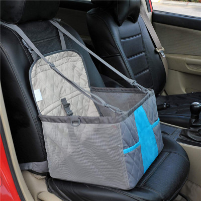 ZYZpet Portable Foldable Booster Dog Car Seat Small Dogs Car Carrier For Small Medium Pets